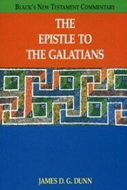 The Epistle to the Galatians (Black's New Testament Commentary | BNTC)
