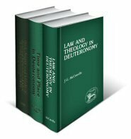 Studies on Deuteronomy (3 vols.)
