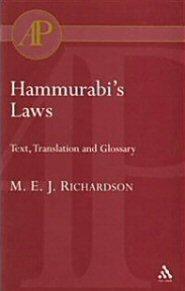 Hammurabi's Laws: Text, Translation and Glossary