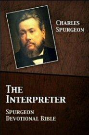 The Interpreter: Spurgeon's Devotional Bible