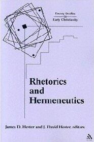 Rhetorics and Hermeneutics: Wilhelm Wuellner and His Influence