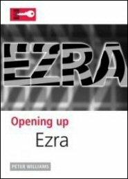 Opening Up Ezra