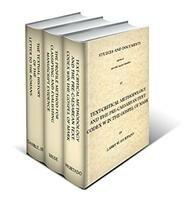 New Testament Textual Studies and Documents Series (3 vols.)