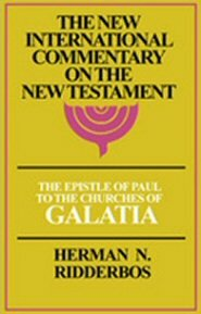 The Epistle of Paul to the Churches of Galatia (NICNT)