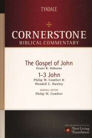 The Gospel of John, 1–3 John (Cornerstone Biblical Commentary, vol.  13 | CBC)