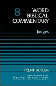 Word Biblical Commentary, vol. 8: Judges (WBC)