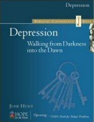 Biblical Counseling Keys on Depression | Logos Bible Software
