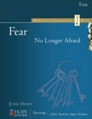Biblical Counseling Keys on Fear