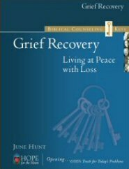 Biblical Counseling Keys on Grief Recovery