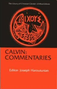 Calvin: Commentaries