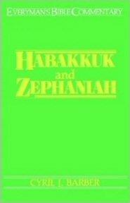 Everyman's Bible Commentary, Habakkuk and Zephaniah
