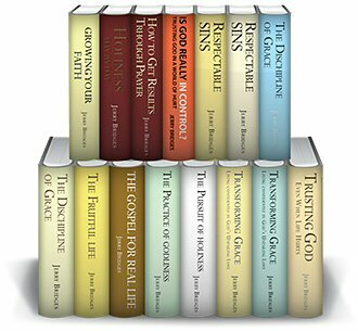 Jerry Bridges Collection (15 vols.)
