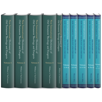 New International Dictionary of Theology and Exegesis: Old and New Testament |NIDOTTE/NIDNTTE | (10 vols.)
