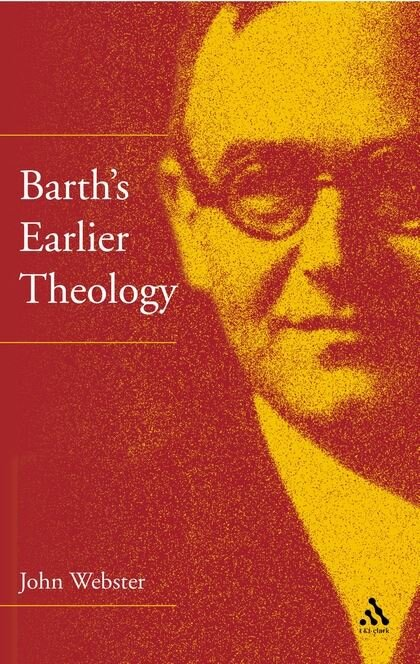 Barth's Earlier Theology: Four Studies