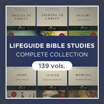 LifeGuide Bible Studies Collection (139 vols.)
