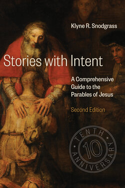 clickable image of the Eerdman's book Stories with Intent