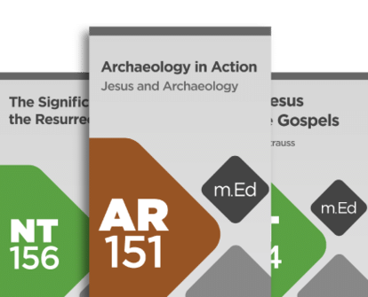 Mobile Ed: Jesus and the Resurrection Bundle (3 courses)