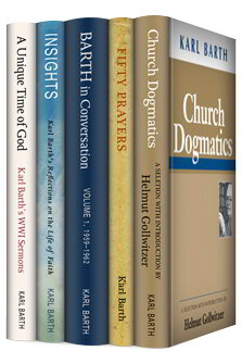 Westminster John Knox Karl Barth Collection (5 vols.)