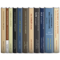 Two-Volume Set Abridged Edition The Expositors Bible Commentary