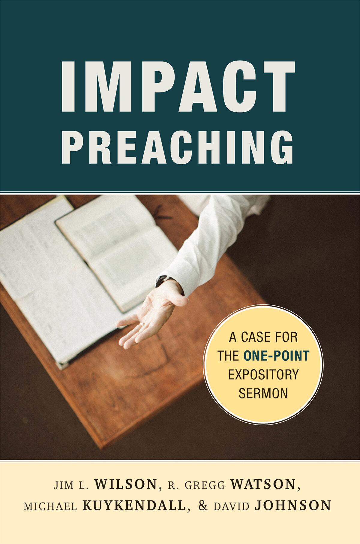 Impact Preaching