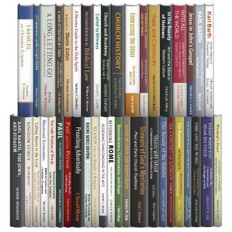 Eerdmans Theology & Biblical Studies Collection (41 vols.)