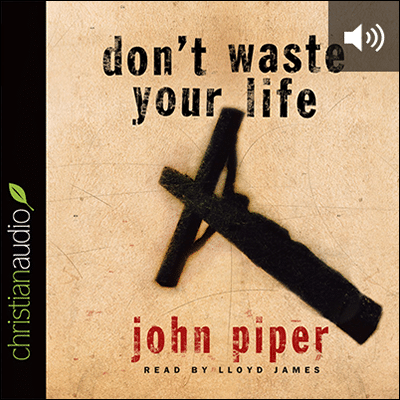 Don't Waste Your Life (audio)