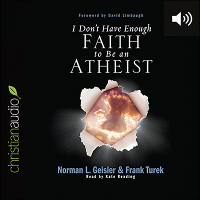 I Don't Have Enough Faith to Be an Atheist (audio)