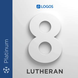 Logos 8 Lutheran Platinum