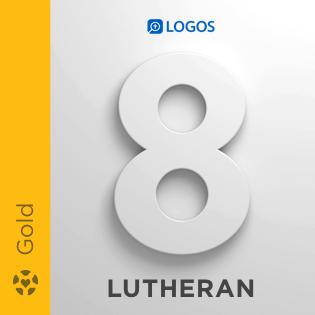 Logos 8 Lutheran Gold