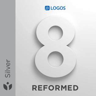 Logos 8 Reformed Silver