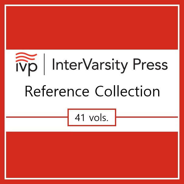 IVP Reference Bundle (41 vols.)