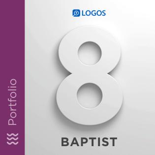 Logos 8 Baptist Portfolio