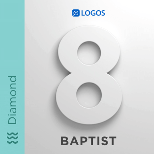 Logos 8 Baptist Diamond