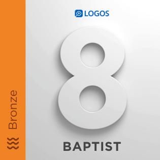 Logos 8 Baptist Bronze