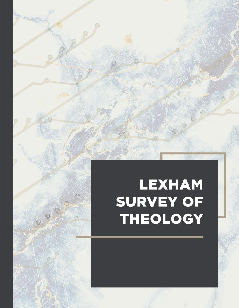 Lexham Survey of Theology