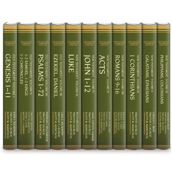 Reformation Commentary on Scripture Collection | RCS, 11 Vols.