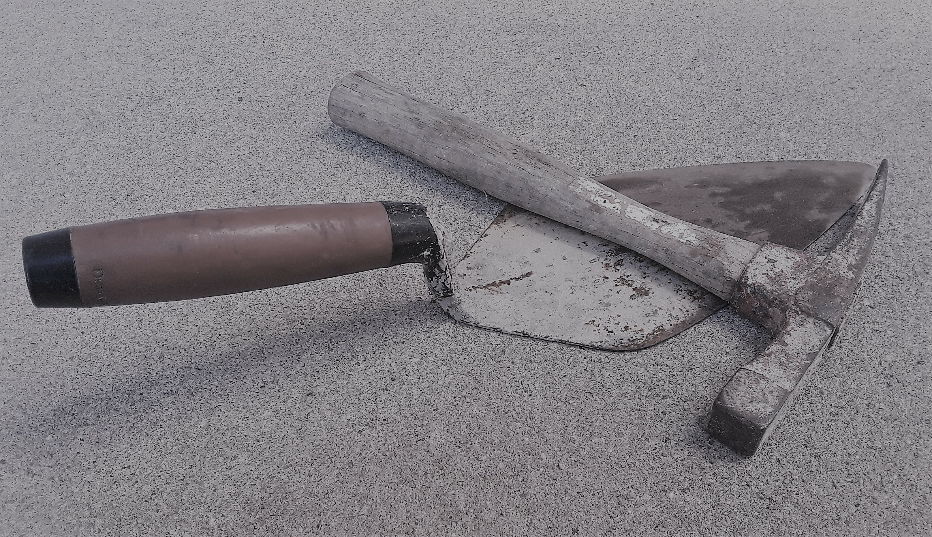 The Trowel and The Hammer
