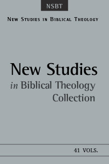 New Studies in Biblical Theology (41 vols.)