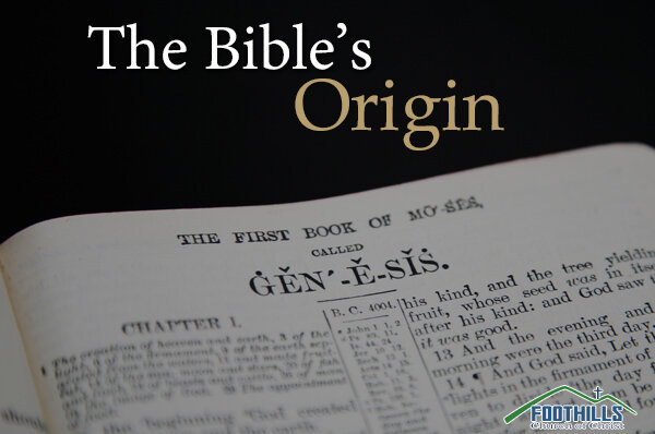 Is the Bible from God or Men?