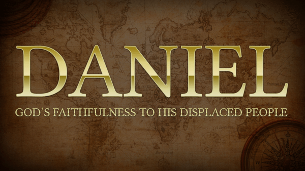 We're starting a new sermon series...