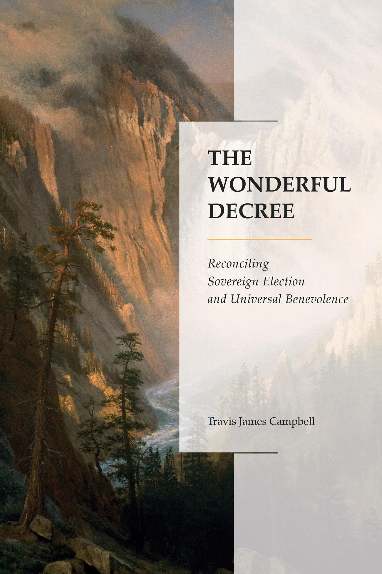 The Wonderful Decree