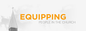 Equpping People In The Church