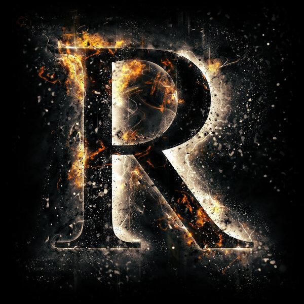 Sesame Street & The Letter R