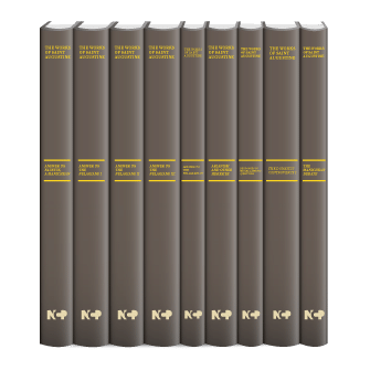 Augustine's Doctrinal Writings: A Translation for the 21st Century (9 vols.)
