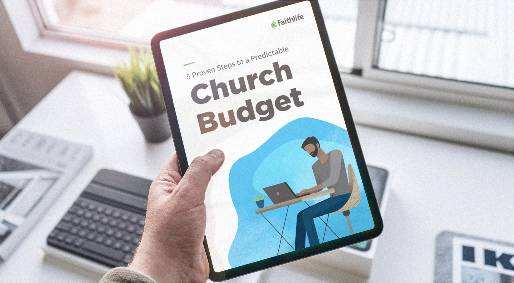 5 Proven Steps to a Predictable Church Budget Ebook