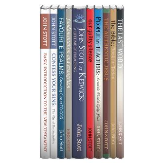 John Stott Legacy Collection (10 vols.)