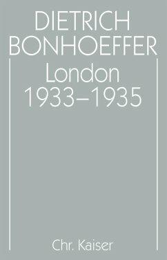 London 1933–1935