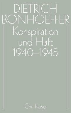 Konspiration und Haft 1940–1945