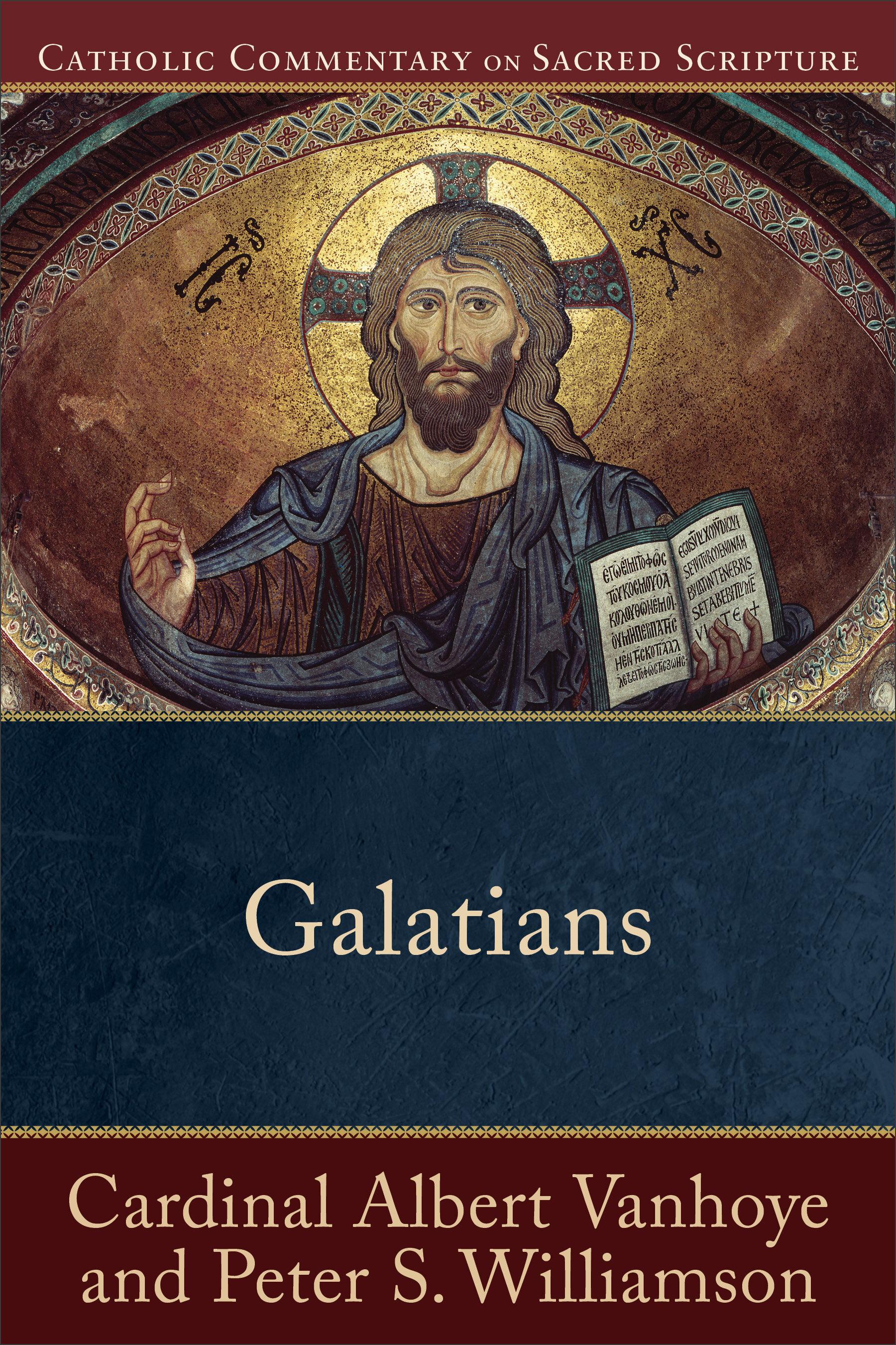 Catholic Commentary on Sacred Scripture: Galatians