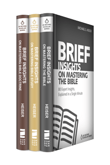 Zondervan Brief Insights on the Bible (3 vols.)